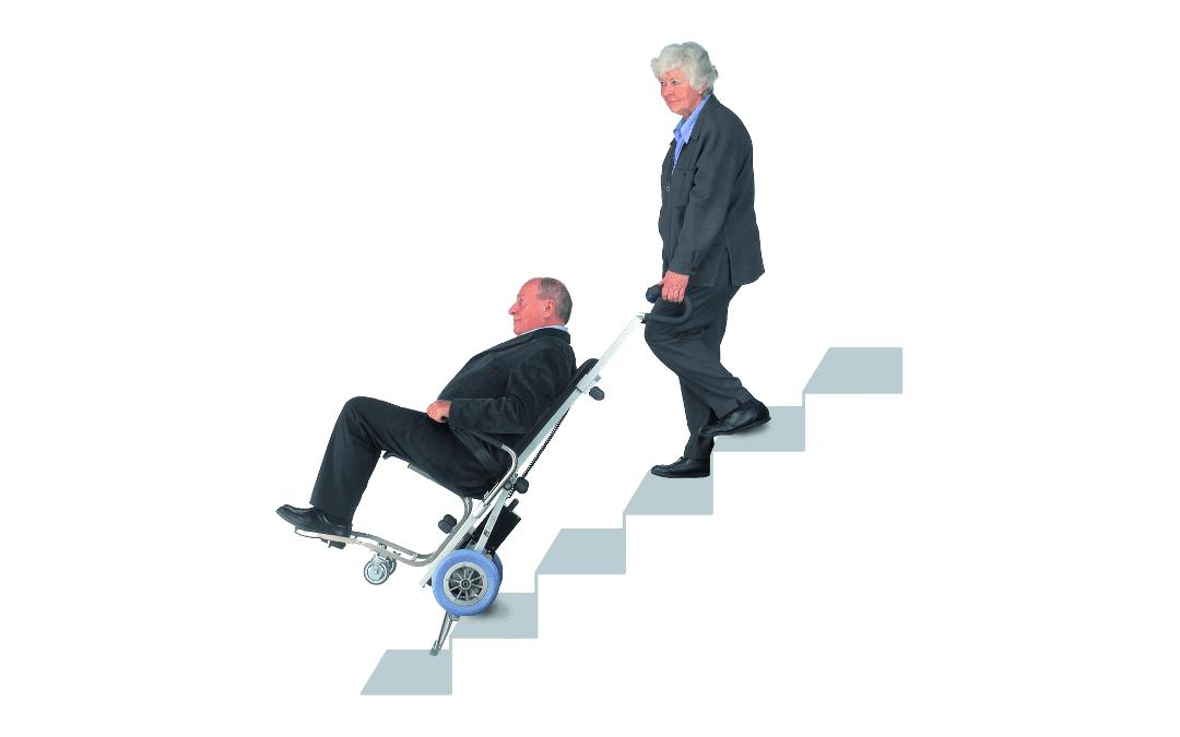 Merdiven İnme-Çıkma Cihazı Nedir? Nasıl Kullanılır?