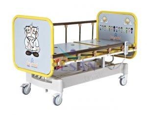 Çocuk Hasta Karyolası 1 Motorlu Turmed TM-K 2213 (1)