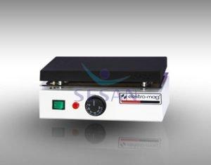 Isıtıcı Plaka (Hot Plate) Cihazı 15x30cm Elektro-mag M 1530 (2)