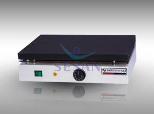 Isıtıcı Plaka (Hot Plate) Cihazı 30x45cm Elektro-mag M 3045 (1)