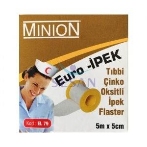 İpek Flaster 5mx5cm Minion Euro-İpek EL 79 (1)