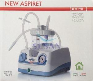 Aspirasyon (Aspiratör) Cihazı CA-MI New Aspiret 2 lt (7)