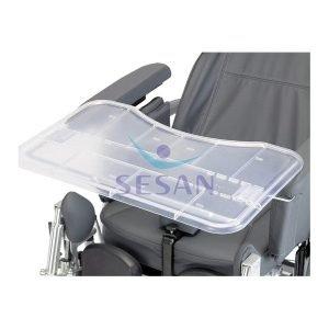 Tekerlekli Sandalye Katlanır Çok Özellikli Bischoff Triton (1)