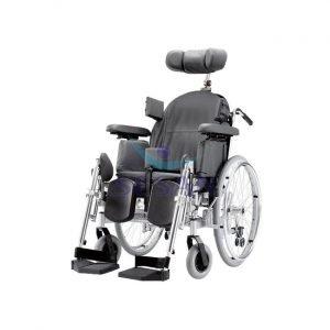 Tekerlekli Sandalye Katlanır Çok Özellikli Bischoff Triton (2)