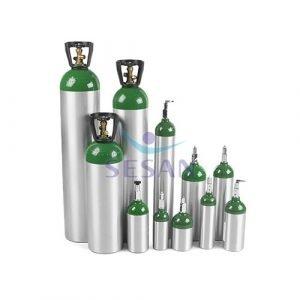 Alüminyum Oksijen Tüpü (4)