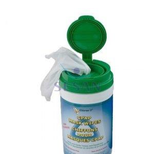 CPAP ve BPAP Cihazı Maskesi Temizleme Mendili Citrus 2 (2)