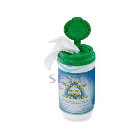 CPAP ve BPAP Cihazı Maskesi Temizleme Mendili Citrus 2 (4)