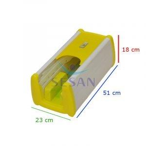 Galoş Giydirme Otomatı Mekanik CSO 50 Shoe Cover (13)