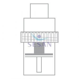 Nebülizatör Seti Hudson RCI Micro Mist (6)