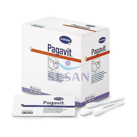 Ağız Bakım Seti Paul Hartmann Pagavit REF 999581 (3)