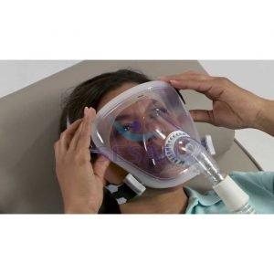 Maske Tüm Yüz Respironics FitLife (14)