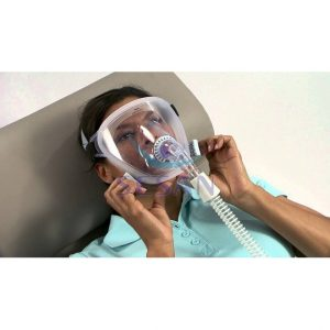 Maske Tüm Yüz Respironics FitLife (6)