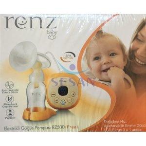 Süt Pompası Elektrikli Tekli Renz Baby RZ500 (3)