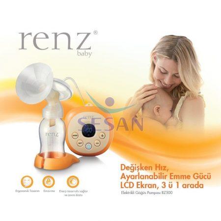 Süt Pompası Elektrikli Tekli Renz Baby RZ500 (4)