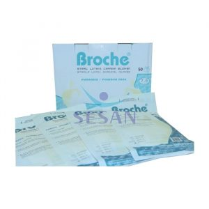 Steril Cerrahi Eldiven Broche (1)