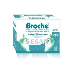 Steril Cerrahi Eldiven Broche (2)