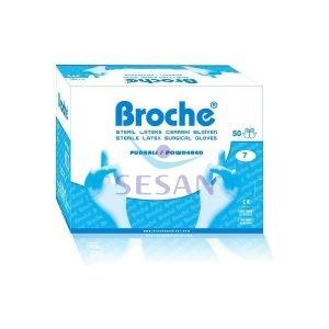 Steril Cerrahi Eldiven Broche (3)