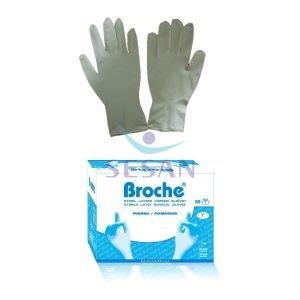 Steril Cerrahi Eldiven Broche (4)
