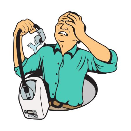 CPAP Cihazı Nasıl Çalışır? Ne İşe Yarar?