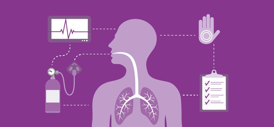 Oksijen ve PAP Cihazlarıyla KOAH Tedavisi Nasıl Yapılır?