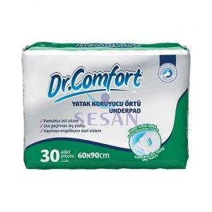 Yatak Koruyucu Örtü Dr.Comfort 60x90cm 30lu