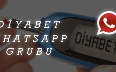 Diyabet Whatsapp Grubu Kuruldu
