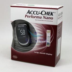 Kan Şekeri (Glukoz) Ölçüm Cihazı Roche Accu-Chek Performa Nano (2)