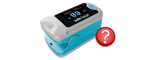 Safe Heart SHO-3002 Parmak Tipi Pulse Oksimetre Cihazı Nasıl Kullanılır?