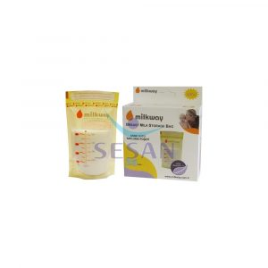 Süt Saklama Poşeti Steril Milkway 25li (2)
