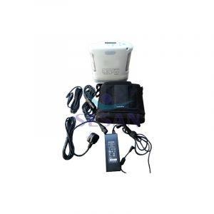 İkinci El Taşınabilir Oksijen Konsantratörü 2.2kg Inogen One G3 (7)