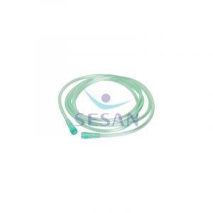 Oksijen Ara Bağlantı Kanülü Yeşil (4)