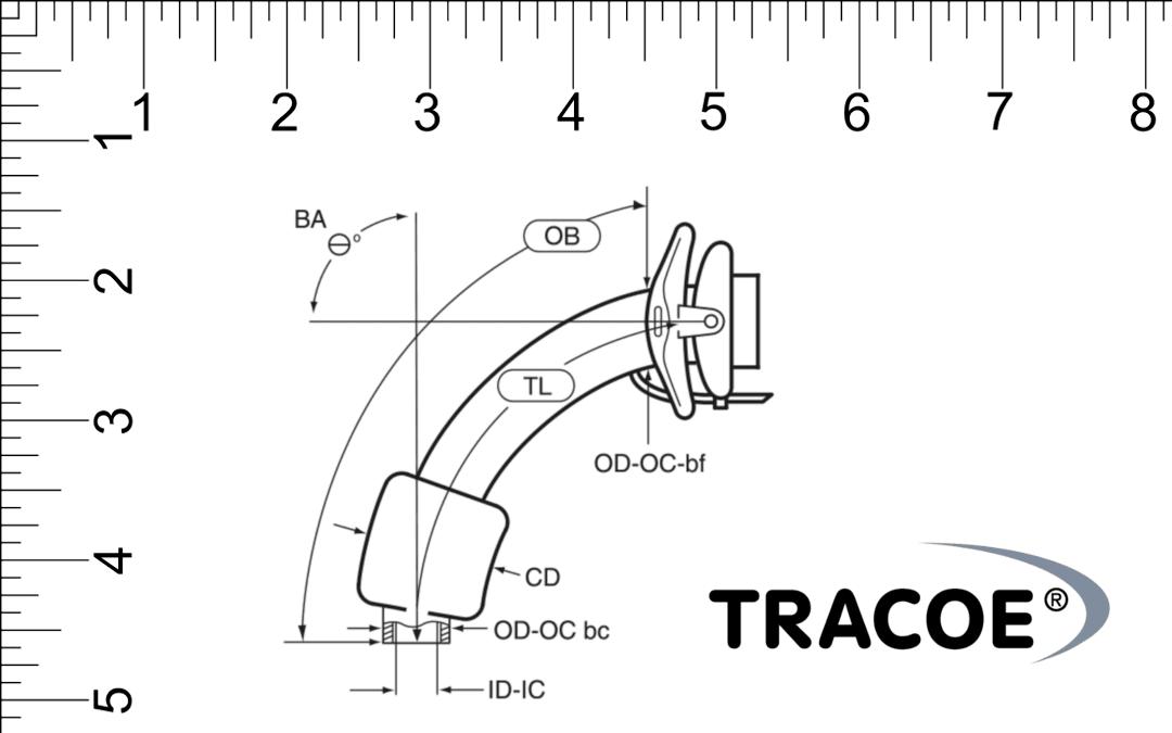 Tracoe Trakeostomi Kanülü Ölçüleri
