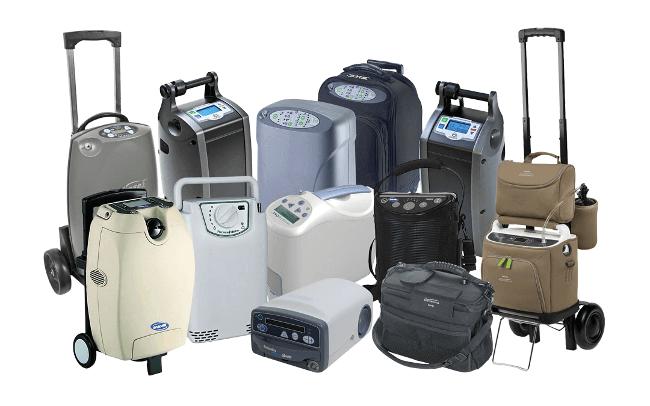 Taşınabilir Oksijen Konsantratörü