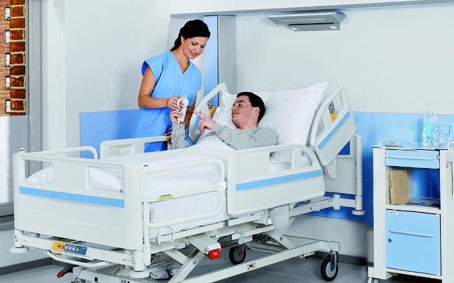 Havalı Yatak Hasta Karyolasının Fonksiyonlarını Engeller Mi?