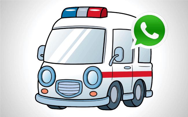 Ambulans Hizmetleri Whatsapp Grubu Kuruldu