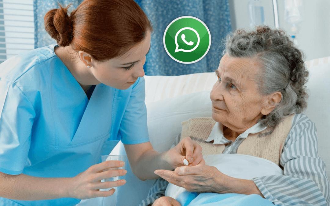 Evde Bakılan Hastalar Whatsapp Grubu Kuruldu