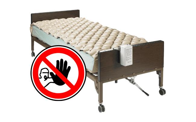 Neden Baklava Tipi Havalı Yatak Kullanmamalısınız?