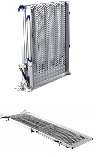 Arka Kapı Rampa Sistemi Autoadapt Feal BGR 27