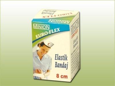 Elastik Bandaj Minion Euro-Flex MN718 8cm