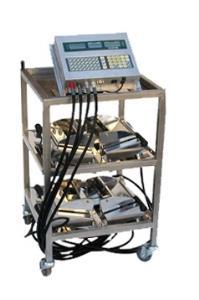 Elektronik Hasta Yatak Tartısı Baster 500kg