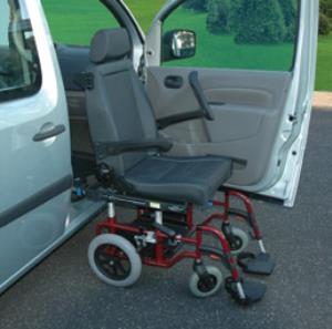 Engelli Araç Koltuğu Sistemi Easy Life GTR/M