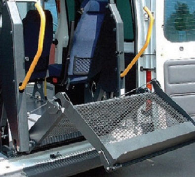 Engelli Araç Lifti Easy Life ALKP/M