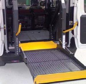 Engelli Araç Lifti Easy Life ALKP/SH