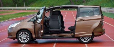 Engelli Araç Koltuğu Sistemi Autoadapt Turnout BIS Ford B-Max
