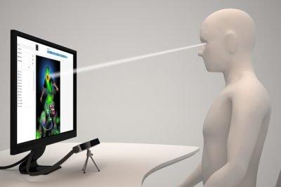 Gözle Bilgisayar Kullanma Sistemi EyeNavigator V1