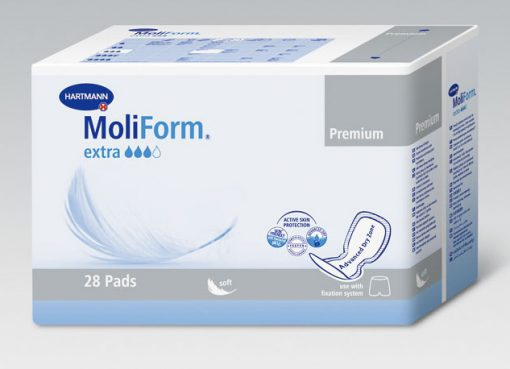 Bağlamalı Hasta Bezi Moliform Soft Extra 28li
