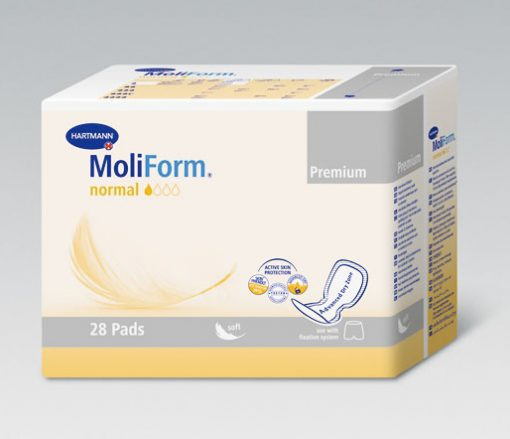 Bağlamalı Hasta Bezi Moliform Soft Normal 28li