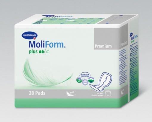 Bağlamalı Hasta Bezi Moliform Soft Plus 28li