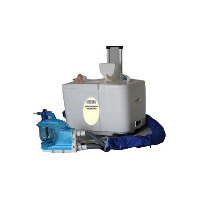 Hasta Altı Temizleme Robotu Sahat-R