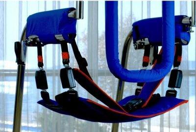 Hasta Taşıma (Kaldırma) Lifti Emniyet Kemeri EMC